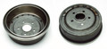 Non-Finned 11''x 2-1/4'' Drum Wagner Brand for Axles with 2.77'' Locator (each)
