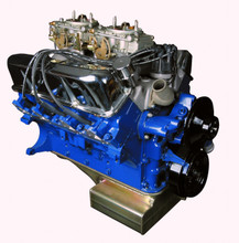 Dual Carb Big Block