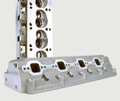 Cylinder Head, each, SB Ford, aluminum, bare, 2.02'' int. and 1.60'' exh. 170 cc runner, 60 cc chamber