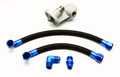 Oil Cooler Adapter Kit for Griffin Radiator with Heat Exchanger