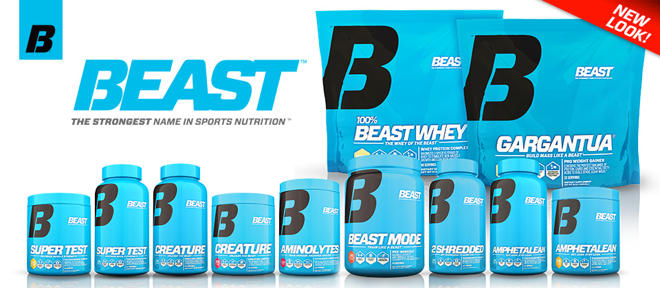 Beast Nutrition - Nutrition - Muscleintensity
