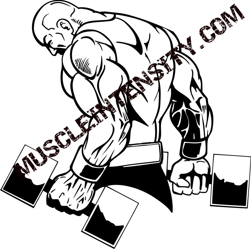 Muscleintensity - Logo