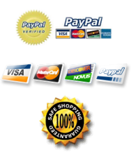 ACCEPT CREDIT CARDS - PAYPAL - Muscleintensity.com