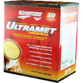 Champion-Nutrition-Ultramet-Vanilla-20-ct | Muscleintensity.com