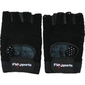 FlexSports-International-Pro-Mesh-Gloves-Black-X-Small-1-pr | Muscleintensity.com