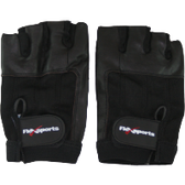 FlexSports-International-Pro-Leather-Gloves-Black-Large-1-pr | Muscleintensity.com