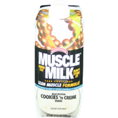 CytoSport-RTD-Muscle-Milk-Cookies-n'-Creme-17-oz-12-ct | Muscleintensity.com