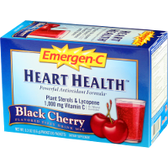 Alacer-Emergen-C-Heart-Health-Black-Cherry-30-ct | Muscleintensity.com