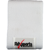 FlexSports-International-Ankle-Wrap-White-1-ct | Muscleintensity.com
