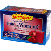 Alacer-Emergen-C-Cranberry-Pomegranate-30-ct | Muscleintensity.com