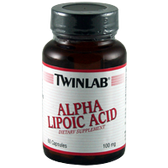 Twinlab-Alpha-Lipoic-100mg-60ct | Muscleintensity.com