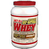 Met-Rx-100%-Natural-Whey-2-lb-Chocolate | Muscleintensity.com