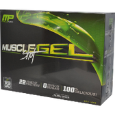 MusclePharm-MuscleGel-Shots-12-ct-Key-Lime | Muscleintensity.com