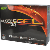 MusclePharm-MuscleGel-Shots-12-ct-Tropical-Mango | Muscleintensity.com