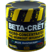 ProMera-Health-CON-CRET-Beta-Cret-36-srv-Blue-Raspberry | Muscleintensity.com