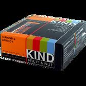 Kind-Fruit-&-Nut-Bars-Almond-&-Apricot-12ct | Muscleintensity.com