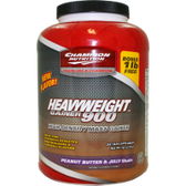 Champion-Nutrition-Heavyweight-Gainer-900-Peanut-Butter-and-Jel | Muscleintensity.com