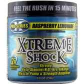 ANSI-Pro-Series-Xtreme-Shock-Raspberry-Lemon-250-g | Muscleintensity.com