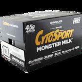 CytoSport-Monster-Milk-RTD's-Chocolate-12ct | Muscleintensity.com
