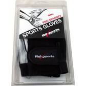 FlexSports-International-Pro-Spandex-Back-Gloves-Small-1-pr | Muscleintensity.com
