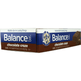 Balance-Bar-Chocolate-Craze-15ct | Muscleintensity.com