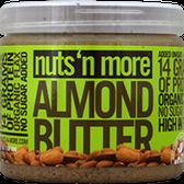 Nuts-'N-More-Almond-Butter-16-oz | Muscleintensity.com
