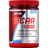 Met-Rx-BCAA-5000-Powder-Blue-Raspberry-300-g | Muscleintensity.com