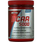 Met-Rx-BCAA-5000-Unflavored-300-g | Muscleintensity.com