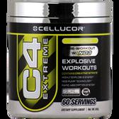 Cellucor-C4-Extreme-Pineapple-60-svg | Muscleintensity.com