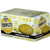 Lenny&Larry's-The-Complete-Cookie-Lemon-Poppy-Cookie-12-ct | Muscleintensity.com