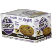 Lenny&Larry's-The-Complete-Cookie-Oatmeal-Raisin-Cookie-12-ct | Muscleintensity.com