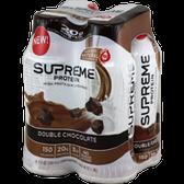 Supreme-Protein-High-Protein-Milkshake-Double-Chocolate-11-5oz-6 | Muscleintensity.com