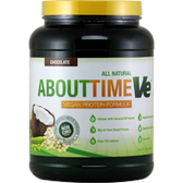 About-Time-Vegan-Protein-Chocolate-2lb | Muscleintensity.com
