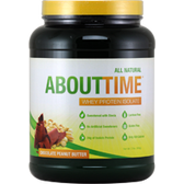 About-Time-Whey-Protein-Isolate-Chocolate-Peanut-Butter-2lb | Muscleintensity.com