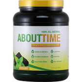 About-Time-Whey-Protein-Isolate-Mocha-Mint-2lb | Muscleintensity.com