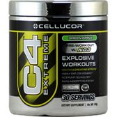 Cellucor-C4-Extreme-Green-Apple-30-svg | Muscleintensity.com