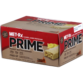 Met-Rx Prime Bar Peanut Butter Banana 6ct | Muscleintensity.com