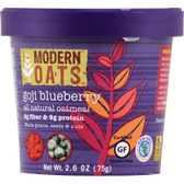 Modern Oats Goji Blueberry Oatmeal 12 ct | Muscleintensity.com