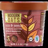 Modern Oats Nuts & Seeds Oatmeal 12 ct | Muscleintensity.com