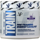 VMI Sports TRAIN Preworkout Grape Cooler 32 svg | Muscleintensity.com