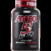 Nutrex Anabol-5 Black 120 ct | Muscleintensity.com