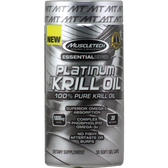 MuscleTech Essential Series 100% Pure Krill Oil 30 ct | Muscleintensity.com