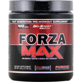 Bio-Sport USA Forza Max Fruit Punch 25 svg | Muscleintensity.com