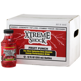 ANSI Xtreme Shock Fruit Punch 12 oz 12 ct | Muscleintensity.com