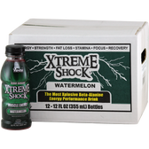 ANSI Xtreme Shock Watermelon 12 oz 12 ct | Muscleintensity.com