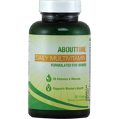 About Time Women's Multi-Vitamin 90 ct | Muscleintensity.com
