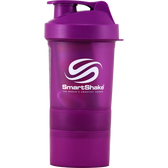 SmartShake V2 Neon Purple Shaker 600 mL 20 oz | Muscleintensity.com