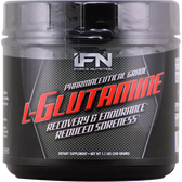 iForce Nutrition L-Glutamine 500 g | Muscleintensity.com