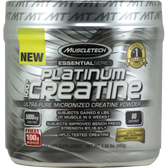MuscleTech Essential Series Platinum 100% Creatine 80 svg | Muscleintensity.com
