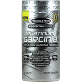 MuscleTech Essential Series Platinum Garcinia Plus 120 ct | Muscleintensity.com